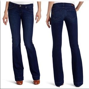 Paige Penny XL bootcut trouser 27x37 fit like 26